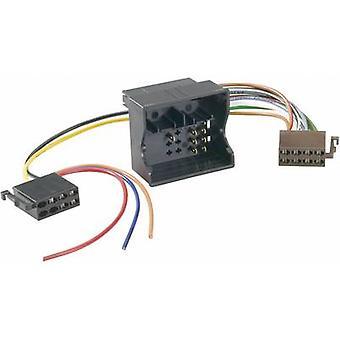 AIV ISO universal Adapter/Stecker kompatibel mit (Automarke): Audi, Opel, Seat, Skoda, Volkswagen
