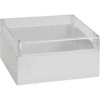 Bopla EUROMAS M 217 G Universal enclosure 122 x 120 x 55 Polycarbonate (PC) Light grey 1 pc(s)