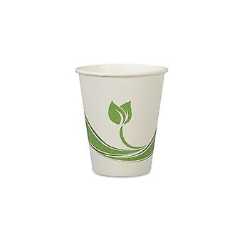 Sustainable Earth by Staples paper cups Bio plastic (fp about 75th)