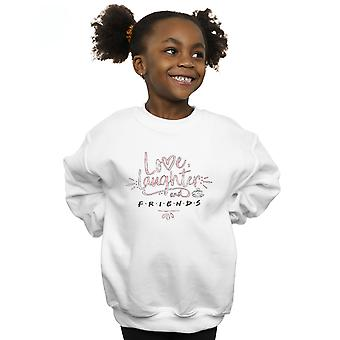 Friends Girls Love Laughter Sweatshirt
