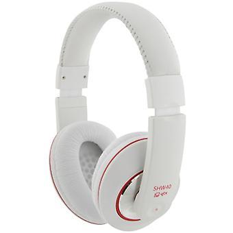 QTX HiFi-SHW40 Stereo hoofdtelefoon