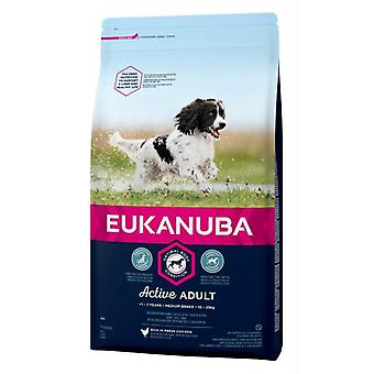 Eukanuba Adult Maintenance Medium Breed (Dogs , Dog Food , Dry Food)