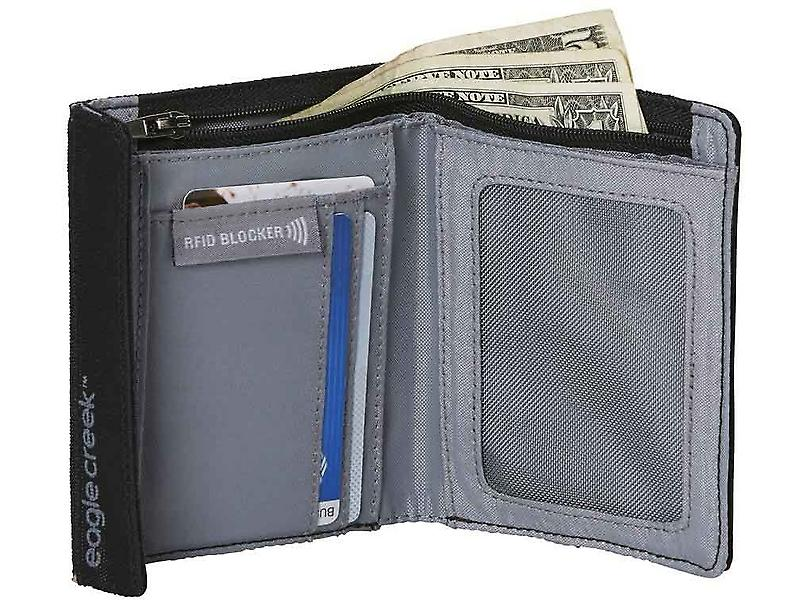 Eagle Creek RFID Internacional Wallet (Negro)