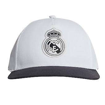 2018-2019 Real Madrid Adidas CW S16 Cap (White)