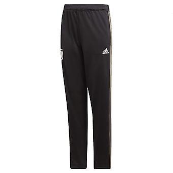 2018-2019 Juventus Adidas poliestere pantaloni (nero)
