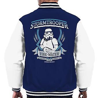 Jaqueta original Stormtrooper fogo água masculino