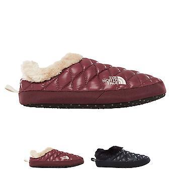 Las mujeres del norte enfrentan ThermoBall tienda mula piel sintética zapatillas de invierno IV