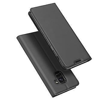 DUX DUCIS Pro Series pouch Samsung Galaxy J6 (2018)-Dark grey