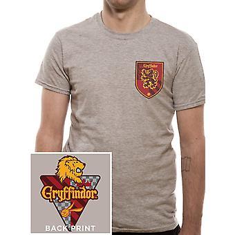 Harry Potter House Griffing t-skjorte