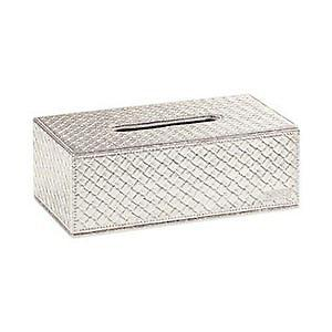 Gedy Marrakech Rectangular Tissue Box Pearl 6708 42