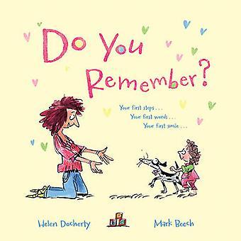 Do You Remember? (Main) by Helen Docherty - 9780571321148 Book