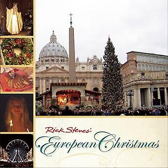 Rick Steves' European Christmas (2nd Revised edition) by Rick Steves