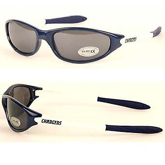 Los Angeles Chargers NFL Sleek Wrap Sunglasses