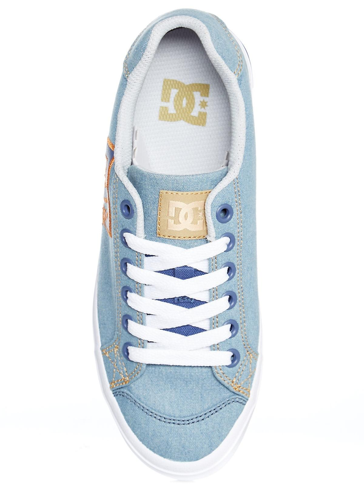 DC Denim Chelsea Plus TX SE Womens Low Top Shoe