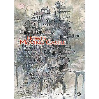 Kunsten å flytting Castle av Hayao Miyazaki - Hayao Miyazaki-
