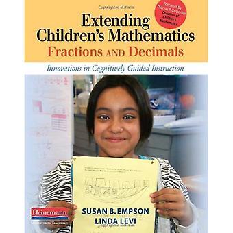 Matematica per bambini allungabile