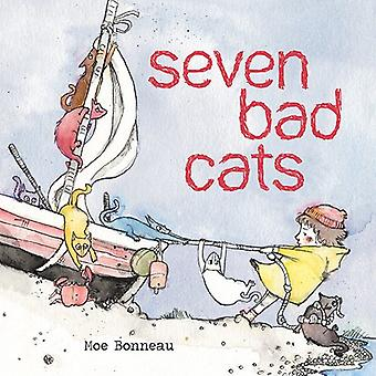 Sept chats mauvaises