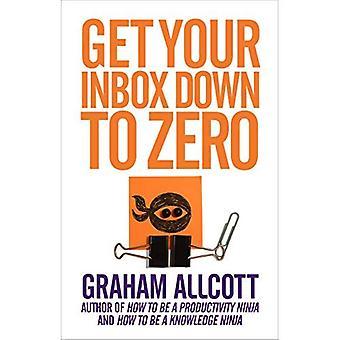 Get Your Inbox Down auf Null: aus wie ein Ninja Produktivität sein