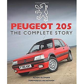 Peugeot 205: La historia completa (Crowood Autoclassics)