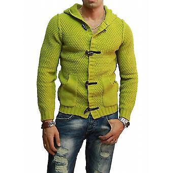 Waooh - warm hooded jacket Renato