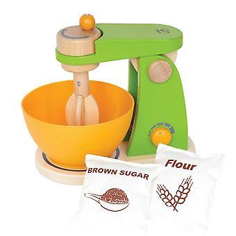 Jeu d'imitation enfant jeux jouets Robot pâtissier pour enfant 0102075