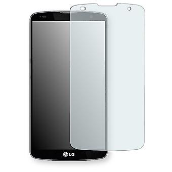 LG F350S G Pro 2 LTE-A screen protector - Golebo crystal clear protection film
