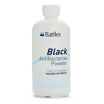Battles Black Anti-Bacterial Powder For Horses