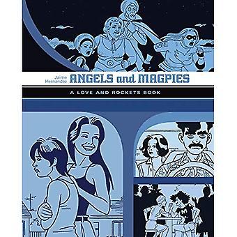 Anges et pies: L'amour et les fusées bibliothèque Vol. 13