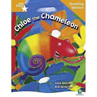 Chloe the Cameleon: Orange Level (Rigby Star Guided)