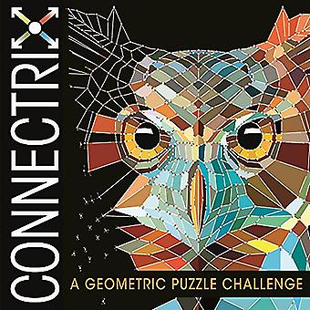 Connectrix - A Geometric Puzzle Challenge by Babs Ward - 9781780555171
