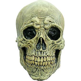 Død Skull voksen Latex maske For Halloween