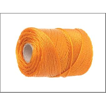 Faithfull 3250 Orange en polyéthylène robuste brique Line 250m