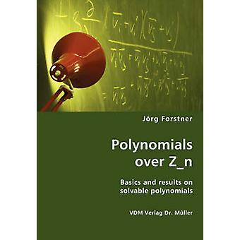 Polynomials over Zn by Forstner & Jrg