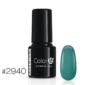 Gel Polish-Color IT-Premium * 2940 UV gel/LED