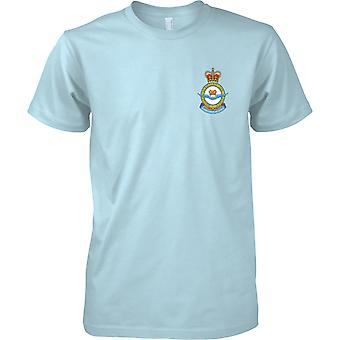 Royal Auxiliary Air Force RAuxAF - RAF Reserve T-Shirt farve