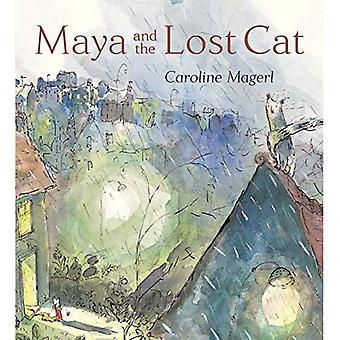 Maya y el gato perdido