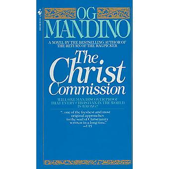 Christ Commission by Og Mandino - 9780553277425 Book