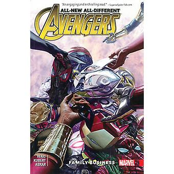 All-New - All-Different Avengers Vol. 2 - Family Business - Vol. 2 by M