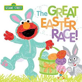 The Great Easter Race! by Sesame Workshop - 9781492638377 Book