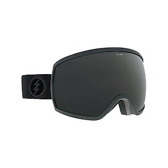 Electric Murked-Jet Black 2019 EGG Snowboarding Goggles