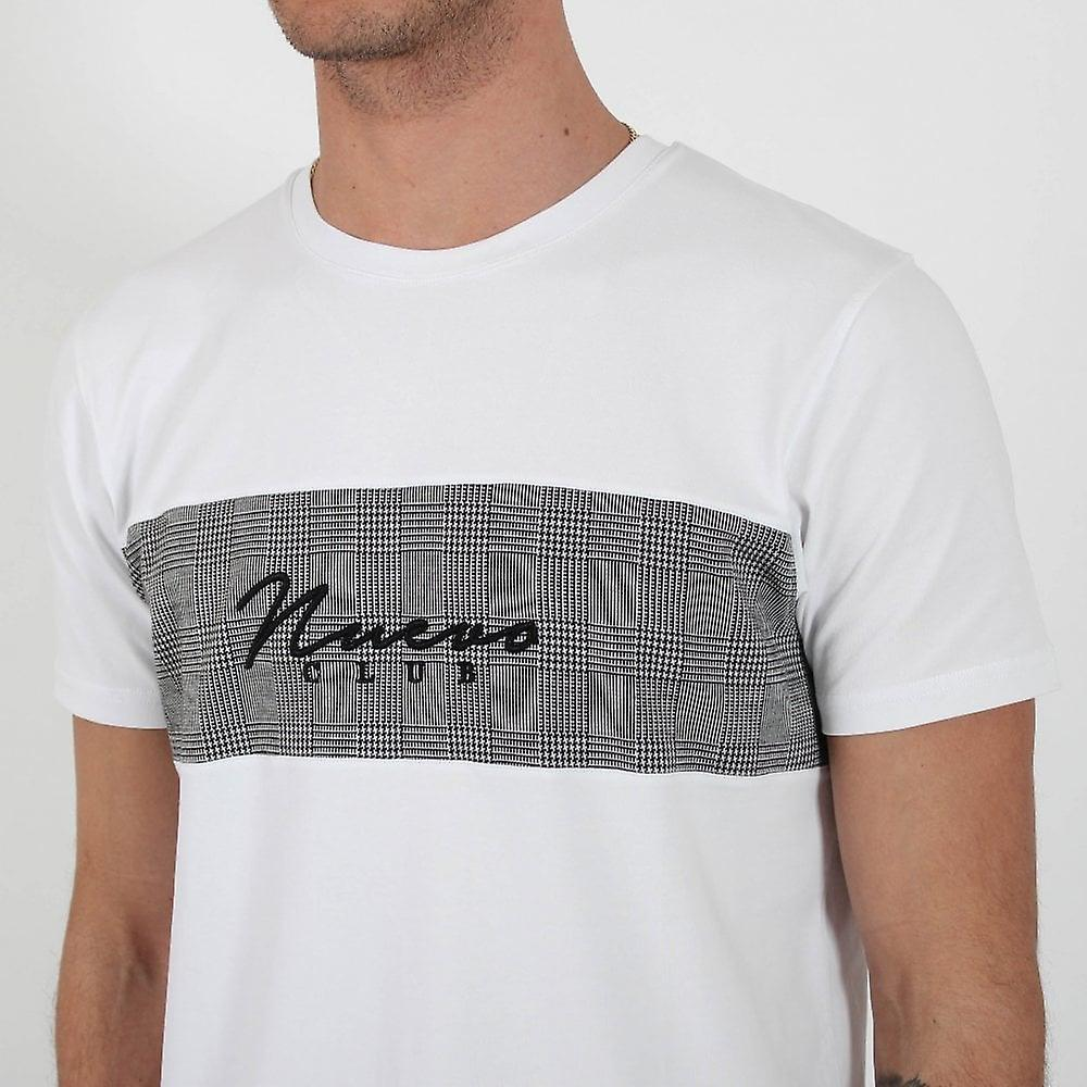 Nuevo Club Prince Of Wales T-shirt - White