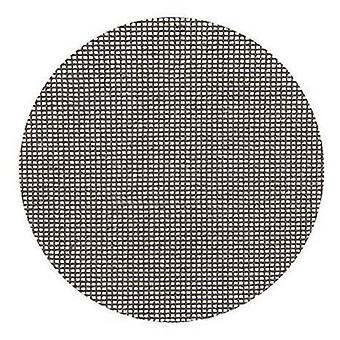 Silverline Discos lija autoadherentes malla abrasiva 150mm 10piezas grano40