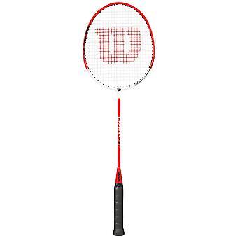 Wilson Champ 90 badminton racket Racquet rød/hvit