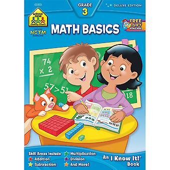 Workbooks Math Basics 3 Szwkbk 2203