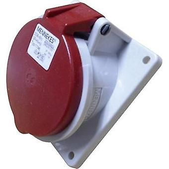CEE add-on socket 32 A 5-pin 400 V MENNEKES Mennekes 1746 1746