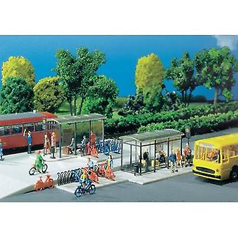 Faller 272543 N Bus/train stop shelters