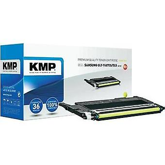 KMP Toner cartridge replaced Samsung CLT-Y4072 Compatible