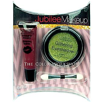 The Color Workshop Jubilee Makeup (Red Hot) (Woman , Makeup , Lips , Lip Glosses)
