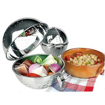 Ibili Ball Cooked 18/10 14,50 Cms.