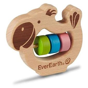 EverEarth rattle Loro (Toys , Preschool , Babies , Early Childhood Toys)